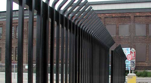 Residential amp Commercial Gates Birmingham Security