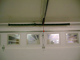 replace build spring equipment door with finest easily your to how damaged garage the fix